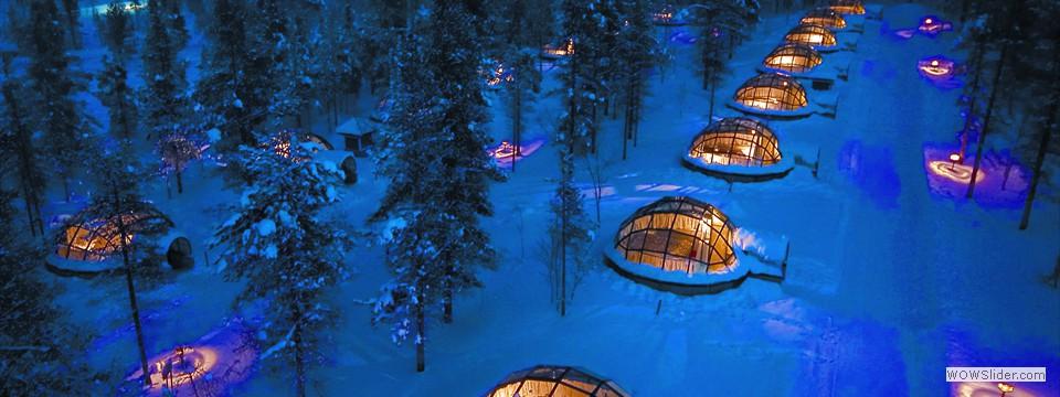 Kakslauttanen - Finland