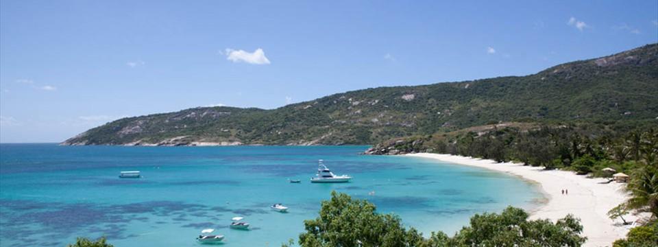 Lizard Island - Beach