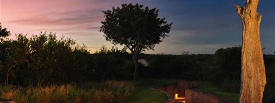 SABI SABI - EARTH LODGE
